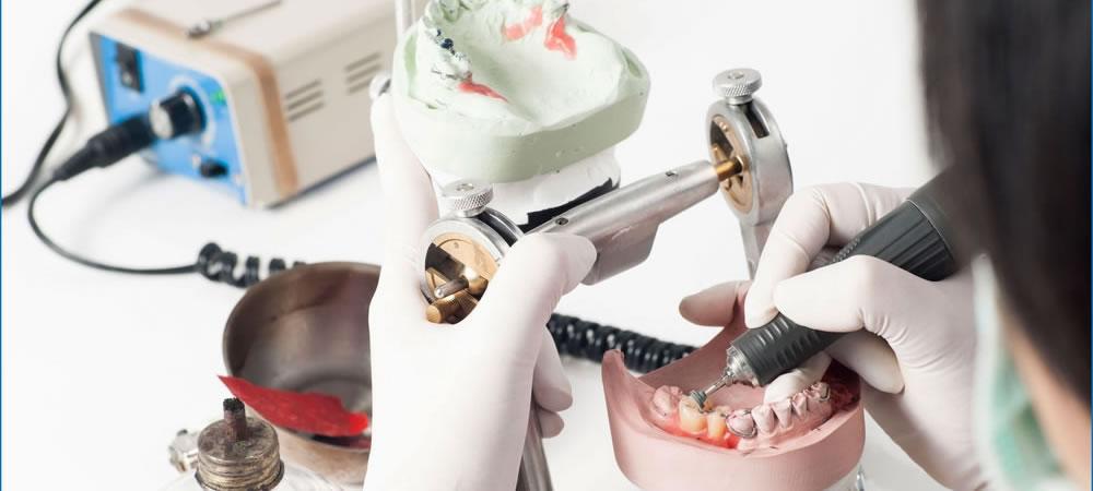 優秀な歯科技工士