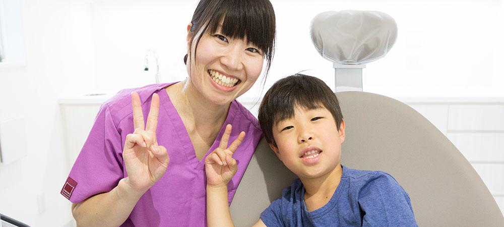 負担を抑えた歯科医院
